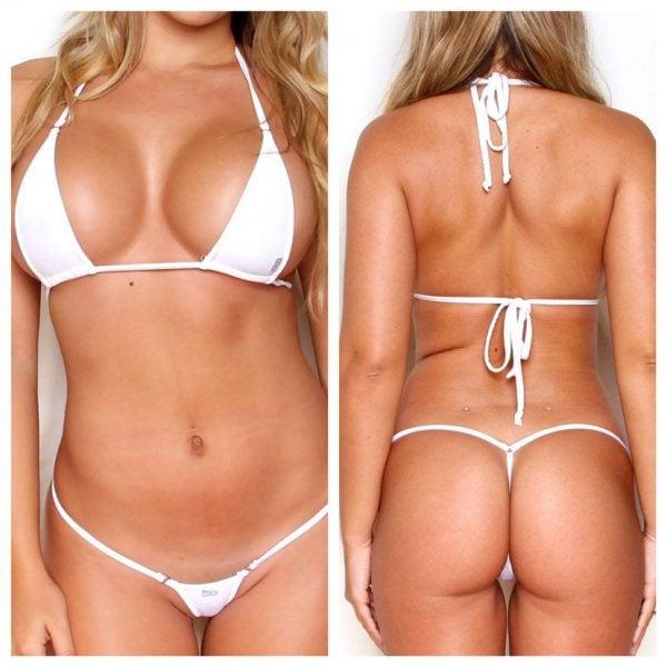 Nano Solid Bikini Set