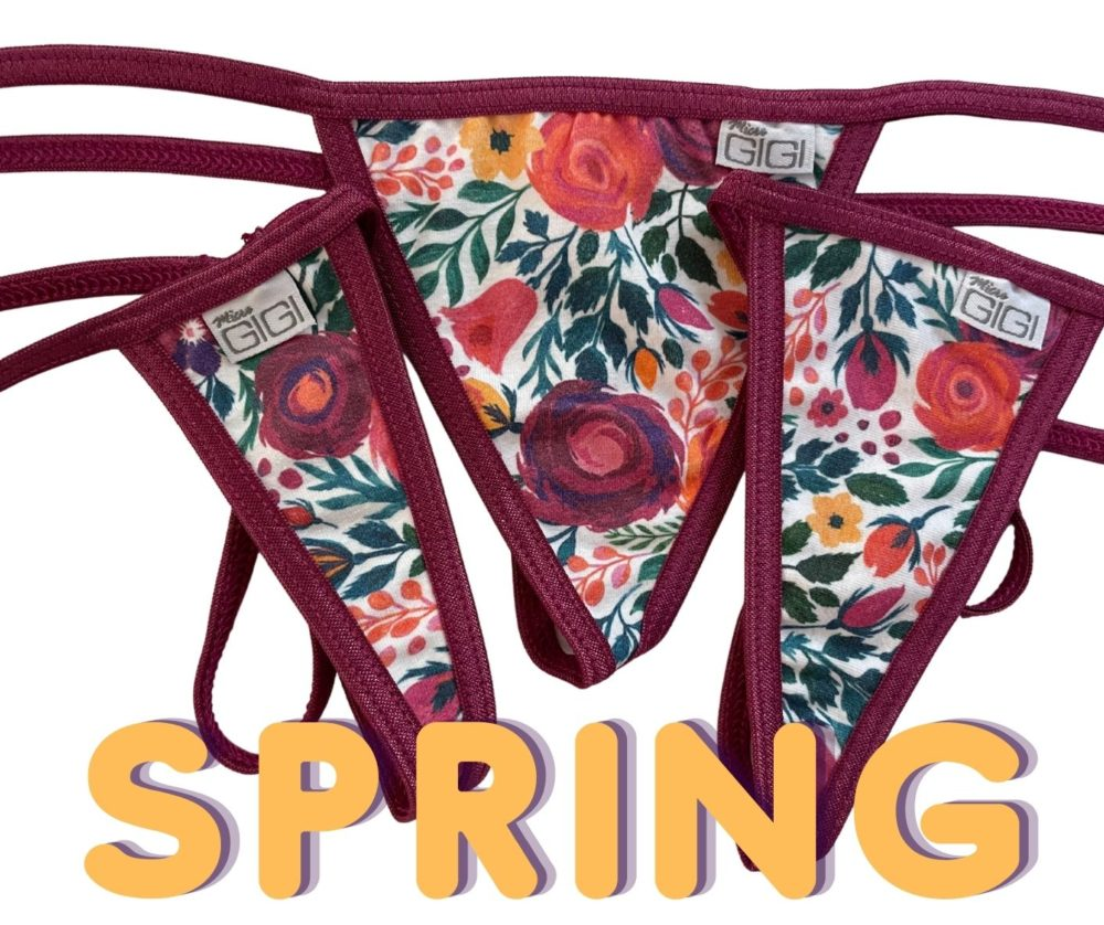 Spring G-Strings
