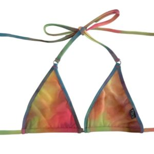 Mini Tie Dye Bikini Top 1