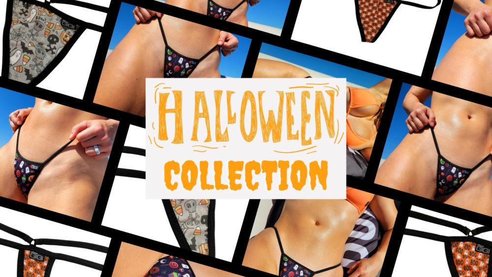 Halloween MGG G-String Underwear
